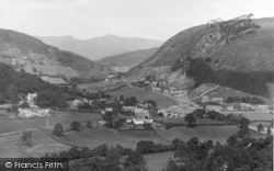 Corris, And Cader Idris 1895