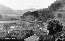 General View c.1955, Corris