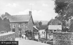 Corris, The Village c.1960