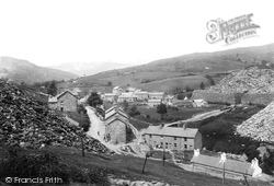Corris, Upper Corris And Cader 1895