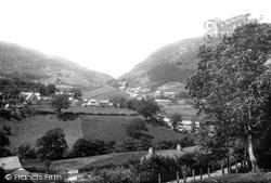 Corris, Valley 1892