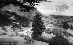 Corris, Valley c.1960