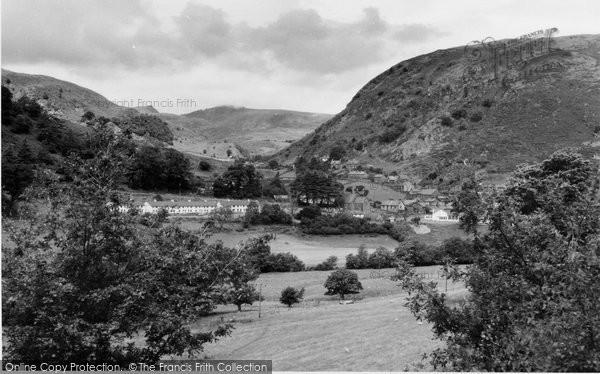 Photo of Corris, Village And Cader Idris c.1960