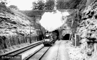 Corsham, Box Tunnel 1904