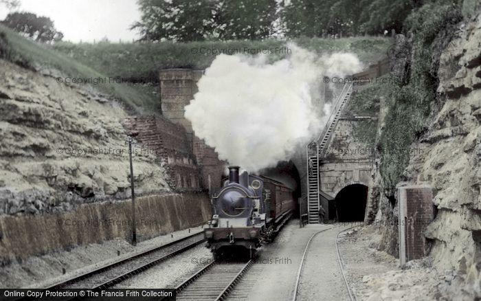 Photo of Corsham, Box Tunnel 1904