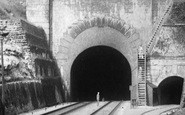 Corsham, Box Tunnel 1904