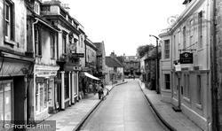 Corsham, High Street c.1960