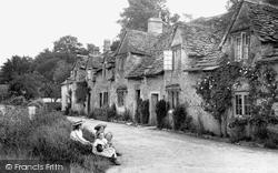 Corsham, Hudswell 1907