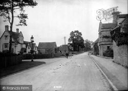 Corsham, Pickwick Dairy 1907
