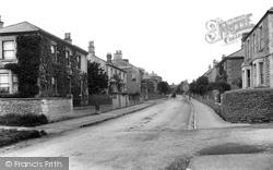 Corsham, Pickwick Road 1906