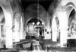 Corsham, St Bartholomew's Church 1904