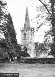 Corsham, St Bartholomew's Church c.1955