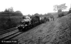 Corsham, The Mail Train 1906