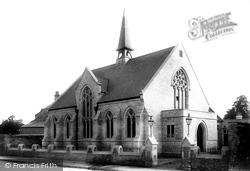 Corsham, Wesleyan Chapel 1904