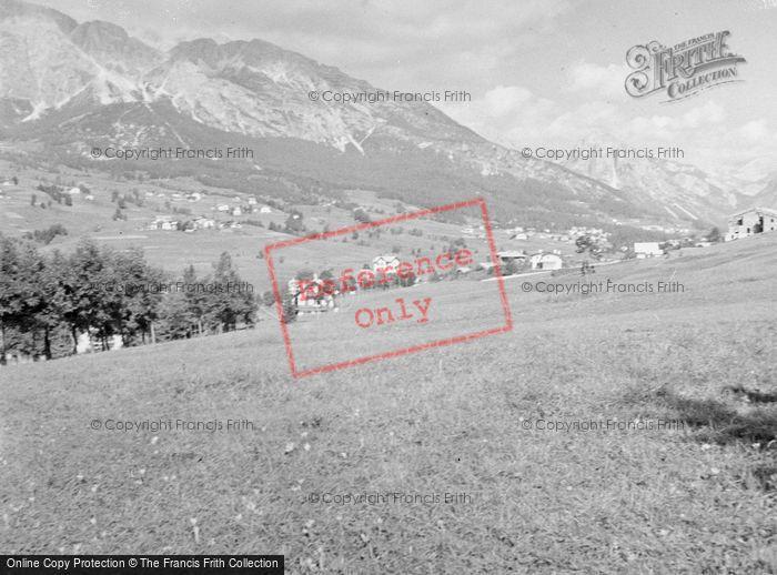 Photo of Cortina, 1938