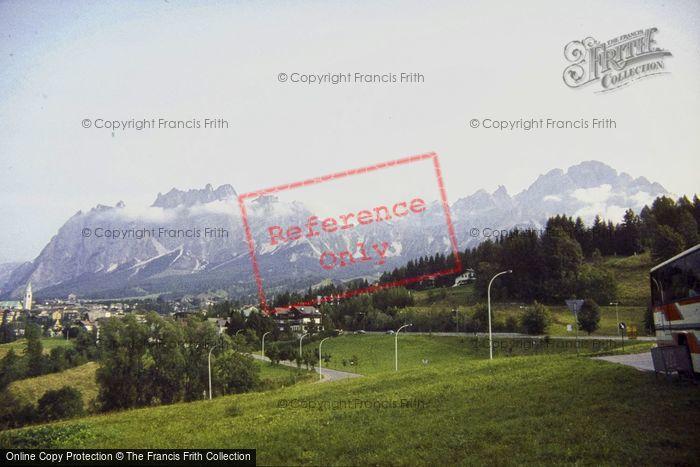 Photo of Cortina, General View 1983