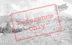 Meadows And Mountains 1938, Cortina