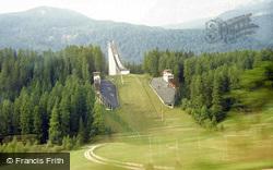Cortina, Ski Slope 1983