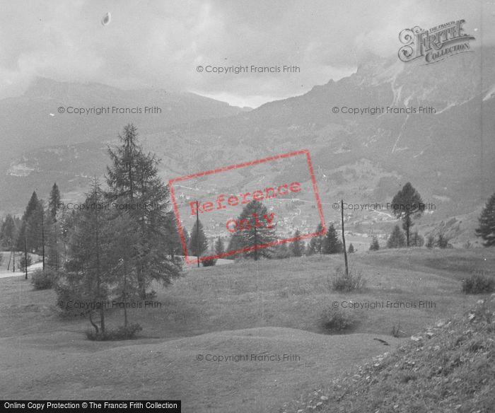 Photo of Cortina, Tre Croci 1938