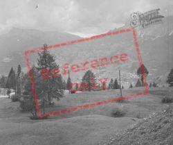 Tre Croci 1938, Cortina