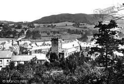 Corwen, And Gaer Drewyn Fort 1947