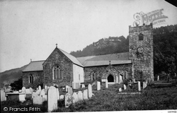 Corwen, Church Of St Mael And St Sulien 1888