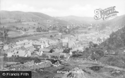 Corwen, From Hills 1888