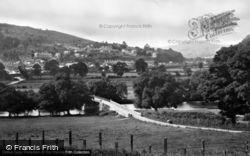 Corwen, General View c.1950