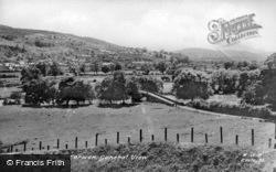 General View c.1950, Corwen