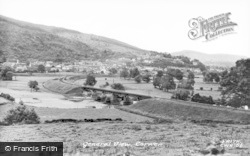 Corwen, General View c.1955