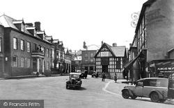 Corwen, Square c.1950