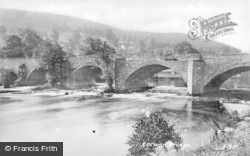 Corwen, The Bridge 1888