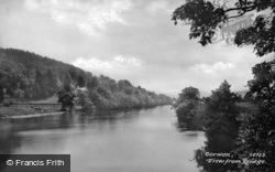 View From Bridge 1888, Corwen