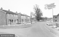Cosby, Hillview Drive c.1965