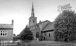 Cosby, St Michael's Church c.1965