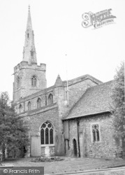 Cosby, The Church c.1965