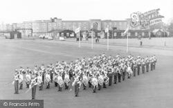 Cosford, RAF Cosford, Boy Entrants Band c.1960