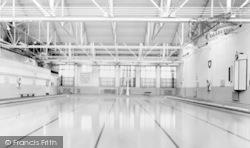 Cosford, RAF Cosford, Indoor Swimming Pool c.1960