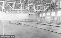 Cosford, RAF Cosford, Indoor Track c.1960