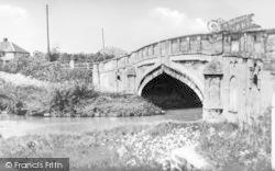 Cosgrove, The Old Bridge c.1935