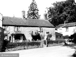 Cossington, The Post Office c.1960