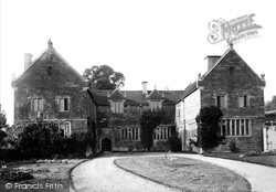 Cothelstone, Manor House 1888