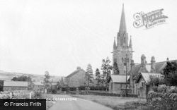 Cotherstone, Church c.1960
