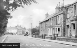 Cotherstone, Main Street c.1960