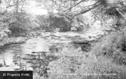 Cotherstone, River Balder c.1955