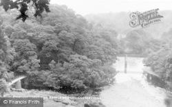 Cotherstone, Tees And Balder Bridges c.1955