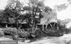Cotherstone, Tees Mill 1892
