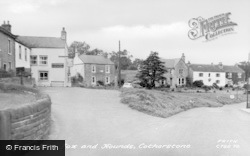 Cotherstone, The Fox And Hounds c.1960