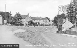 Cotherstone, The Green (West) c.1935