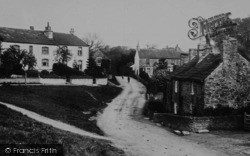 Cotherstone, The Village 1898